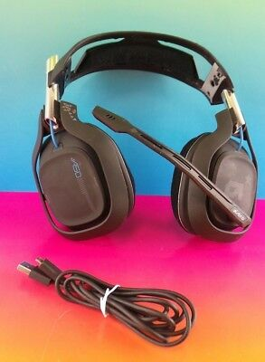 ASTRO Gaming A50 Black Gen 2 Wireless Gaming Headset for PS/PC w/ Mic #d6oo