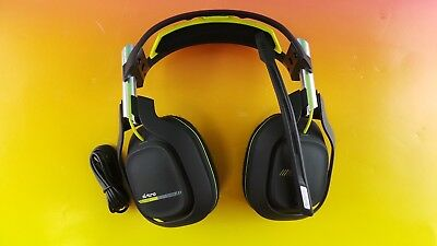 Astro A50 Wireless Gaming Headset for Xbox One Dolby Pro Logic IIx Black #Fg48
