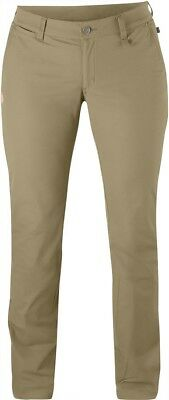 Fjällräven Abisko Stretch Trousers Women Damen Hose Outdoor elastisch sand