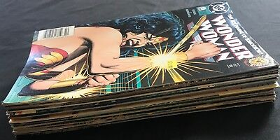 Lot Of 21 Dc Variety Comics (1978-1994) #0,1,20,21,38,56... Bronze-Modern Age *