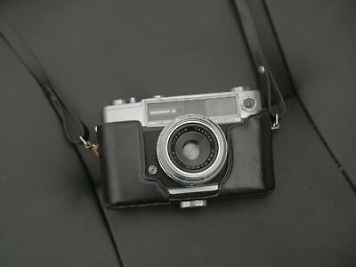 Yashica Minister D With 45mm F2.8 Lens | 35mm Camera | Photography