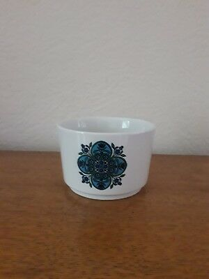 J&G Meakin 'Impact' Sugar Bowl Designed By Jessie Tait