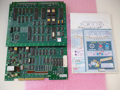 Armed Police Unit GALLOP-IREM Shooter- PCB Arcade Jamma
