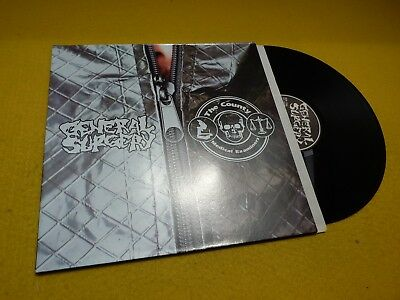 General Surgery / The County Medical Examiners (M-/M-) gatefold 2004  Lp ç