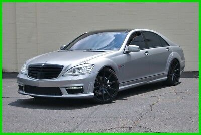 Mercedes-Benz S-Class S550 SportPackage - Premium2Package - P2 2012 S 550 Sport Pkg - RARE Factory Matte Paint - S65 AMG Body - FAST & SMOOTH!