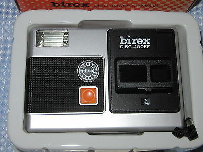Birex Disc 400Ef Camera