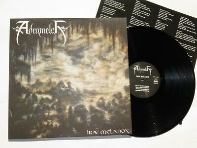 Adramelch - Irae Melanox LP (LIM. 500) POWER METAL