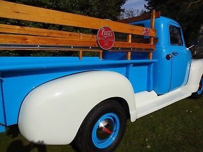 Chevrolet pick up 1951