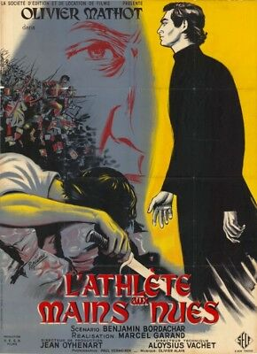 L'Athlète aux mains nues streaming VF