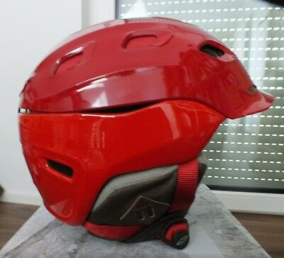 Smith Vantage Skihelm in Gr.M ( 55-59cm ) in Rot, Gebraucht