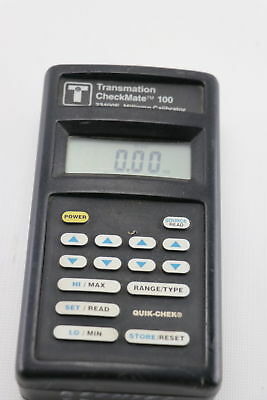 Transmation CheckMate 300 23406E Frequency Calibrator
