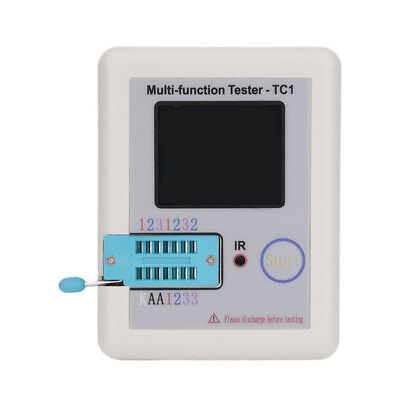 Transistor Tester Diode LCR Full Color Multifunctional NPN and PNP Component