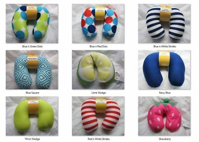 Bargain Buys Travel Neck Pillow Your Choice Colors/Designs Below
