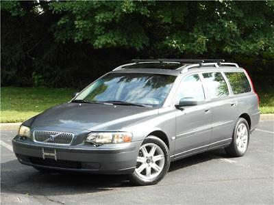 2004 Volvo V70 LOW 69K MILES 2OWNER CLEAN CARFAX NON SMOKER XC90 2004 VOLVO V70 LOW 69K MILES 2OWNER CLEAN CARFAX NON SMOKER MUST SELL NO RESERVE