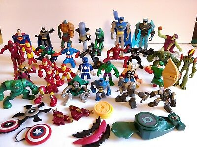 Hasbro marvel legends mixed lot of 30 action figures