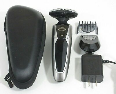 Philips Norelco Series 9000 S9731 Wet / Dry Electric Shaver