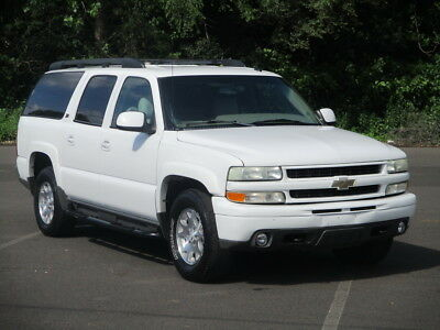 2003 Chevrolet Suburban Z71 1500 4WD 4X4 3RD ROW SEAT! COLD A/C!