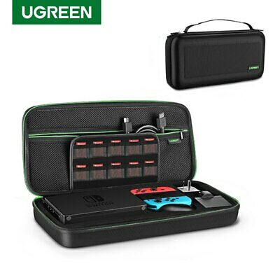 Ugreen Travel Carrying Case Shockproof Protective Bag Pouch for Nintendo Switch