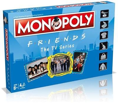 Monopoly - Friends The TV Series Edition - Winning Moves Free Shipping!