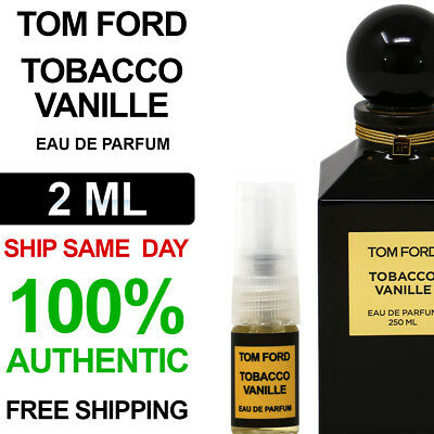 6e74cb773564c Tom Ford Tobacco Vanille Eau de Parfum EDP 2ml Decant Spray Bottle PRIVATE  BLEND