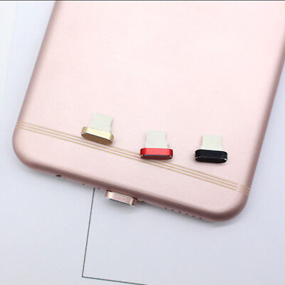 Anti Dust Plug Cover Charger Port Cap Set Phone Accessories for iPhone 7 8 Plus