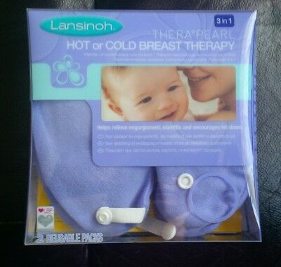 Lansinoh TheraPearl 3in1 hot or cold  breast therapy (used only 2 times)