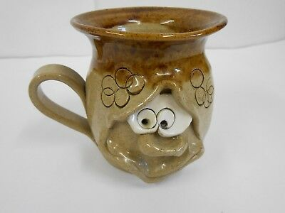 Pretty Ugly Pottery Mug - Made in Wales