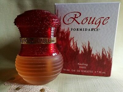 "von Kesling ""Rouge Formidable"" 50 ml Eau de Toilette in OVP"