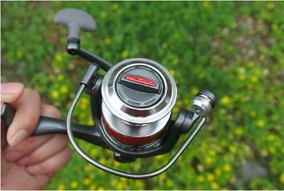 Saltwater Freshwater 10 BB Ball Bearing Spinning Reel Right Left Fishing Wheel