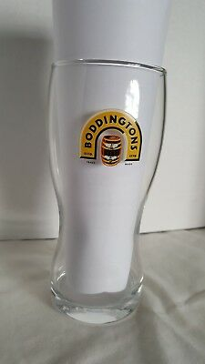 Boddingtons Beer 16oz Pint Glass - Barware