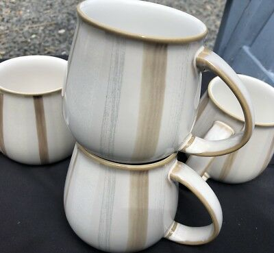 DENBY TRUFFLE LAYERS. Large Mug.  Excellent Condition. Tea Coffee. Several Avail