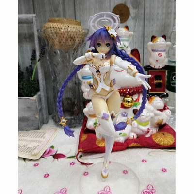 Hot New Cyberdimension Neptune 4 Four Goddesses Online Purple Heart PVC Figure