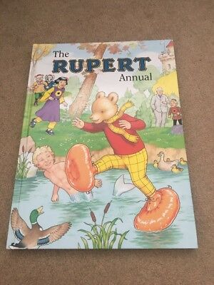 Rupert Daily Express Annual 1997 No. 62 Collectible Story Book