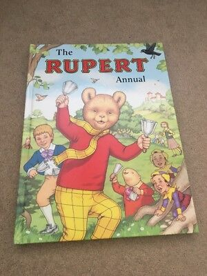 Rupert Daily Express Annual 2003 No. 68 Collectible Story Book