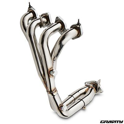 4-2-1 Stainless Race Tubular Exhaust Manifold For Peugeot 206 Mk1 Mk2 1.4 1.6 8V