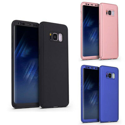 Etui Housse Coque Intégrale 3D Full Cover 360° Samsung Galaxy S8 Protective Case