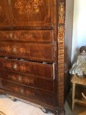 Antique Maltese Cabinet