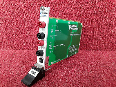 National Instruments NI PXI-4060 5-5 Digit Multimeter #