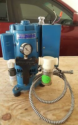 Tech West whirlwind VPL4S2 230V 2HP Dental Vacuum Pump Used