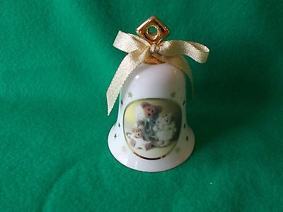Collectible Boyd's Bears Bell/Ornament, 2001
