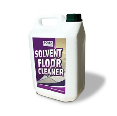 Solvent Floor Cleaner Oil Grease Ratio 1:200 Stains Stubborn Dirt & Grime
