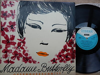Eterna 825063 / first stereo / PUCCINI - Madame Butterfly