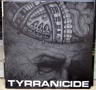 "Tyrranicide ""Hard Like A Machine"" RARE 1992 Thrash Metal 7"" France"