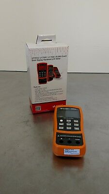 KEYSIGHT TECHNOLOGIES U1731C 20000-Count Dual-Display Handheld LCR Meter 5D