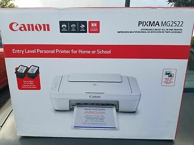 NEW Canon MG2520 (3122) Printer-Scan-Copy+Free USB for Ship Label-Discount-NEW