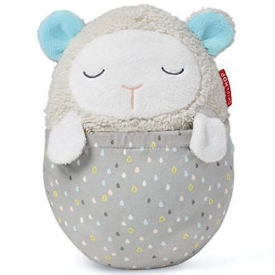 Skip Hop Moonlight-and-Melodies Hug Me Projection Nighttime Soother ~ Lamb