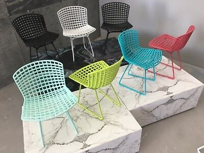 dollhouse modern Bertoia chair 1:12 scale in all colors by PRD Miniatures