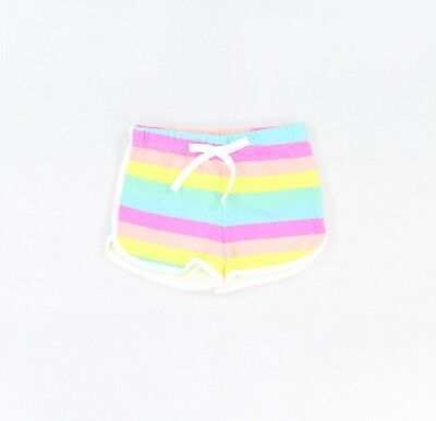 Capelli Kids NEW Neon Pink Baby Girls' Size 3T Stripe Athletic Shorts 808