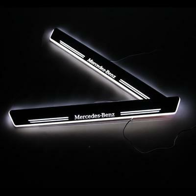 Battitacco Sottoporta  Mercedes Classe A W176 B W245 Led  Door Sill Dynamic