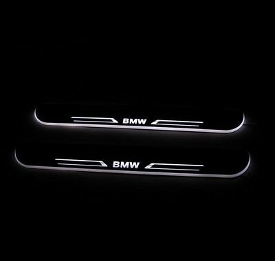 Battitacco Sottoporta Bmw X5 E70 X6 E71 Led Door Sill Dynamic Canbus Plug&play